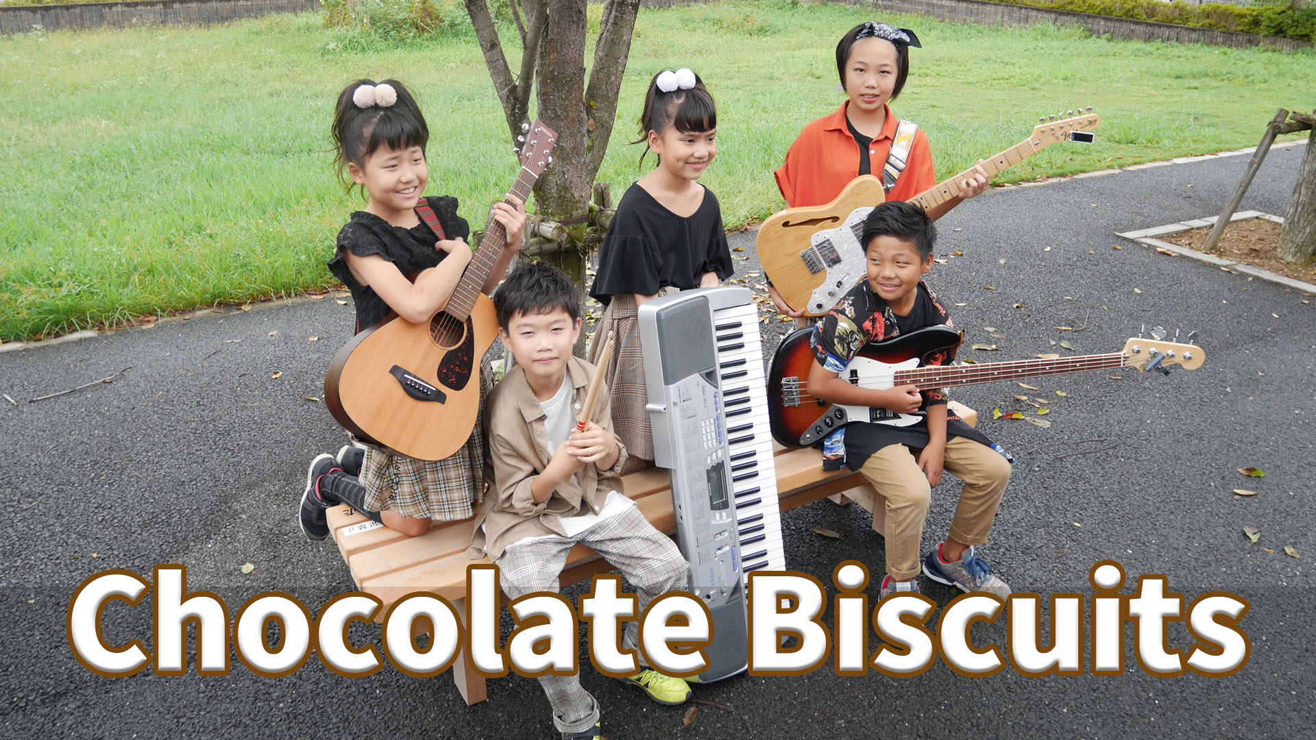 Chocolate Biscuitsアーティスト写真